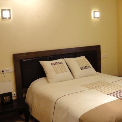 Brisa de Jaca - habitación cama doble