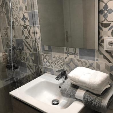 ducha - La Postal de Collarada