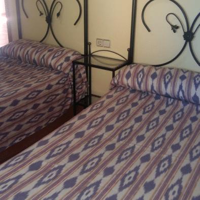 Casa Patro - habitación