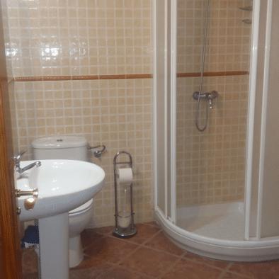 Casa Patro - aseo y ducha