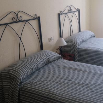 habitación 2 camas 90 apartamento del Arco