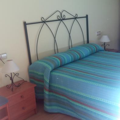 habitación cama 1,35 apartamento del Arco
