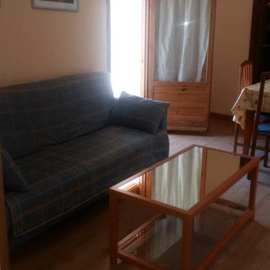 salón apartamento del Arco