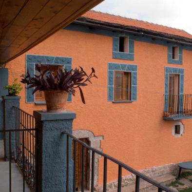 Casa Patro - terraza