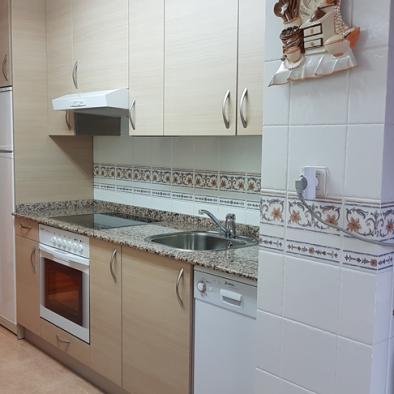 El Casar de Rapitán - cocina completa