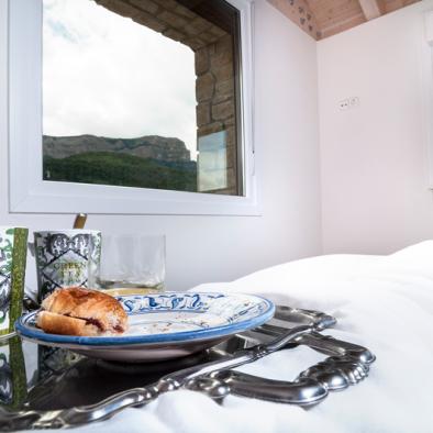 desayuno habitación - Barosol