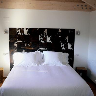 cama habitación - Barosol