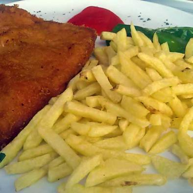 Cachopo Asturiano - Restaurante Sarao