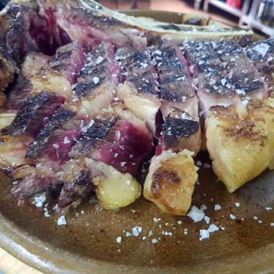 Chuletón a la piedra - Restaurante Sarao