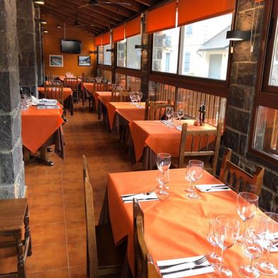 Restaurante con vistas - Restaurante Sarao