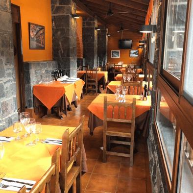 Restaurante - Restaurante Sarao