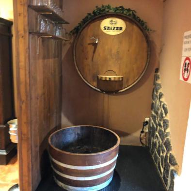 Sidrería - Restaurante Sarao