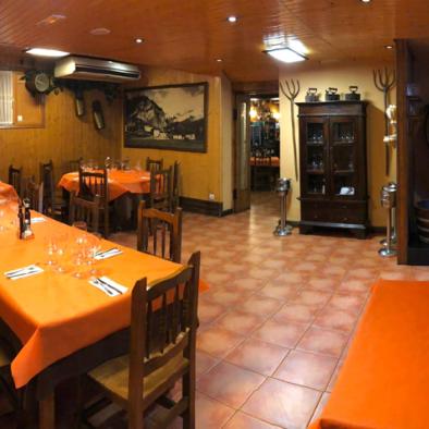 Restaurante sidrería - Restaurante Sarao