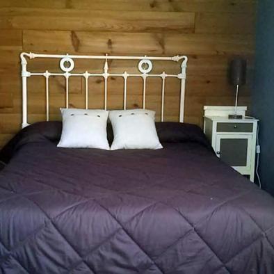 Cama de 1,35 habitación 2 - Hotel rural Santa Juliana