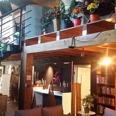 Biblioteca - Hotel rural Santa Juliana