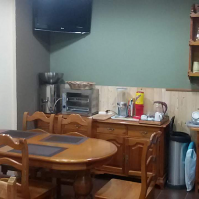 Cocina - Hotel rural Santa Juliana