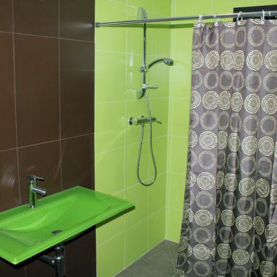 Ducha habitación 1 - Hotel rural Santa Juliana