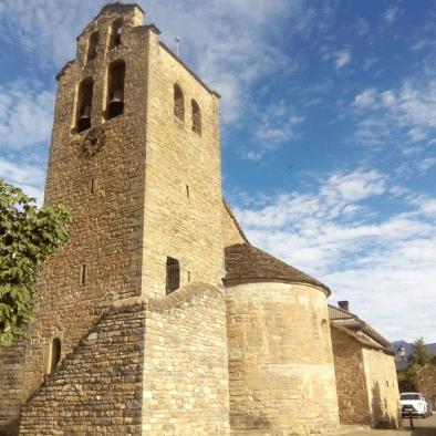 Iglesia de San Miguel - Hotel rural Santa Juliana