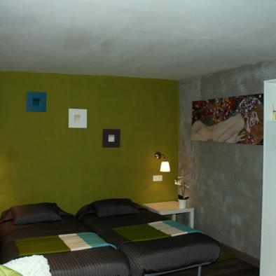 habitación 1 - Hotel rural Santa Juliana