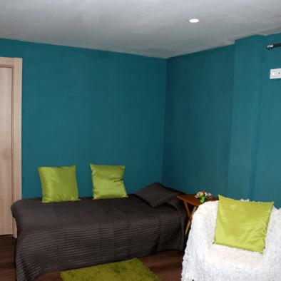 Amplia habitación 1 - Hotel rural Santa Juliana