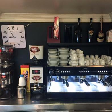 Monte Lierde café