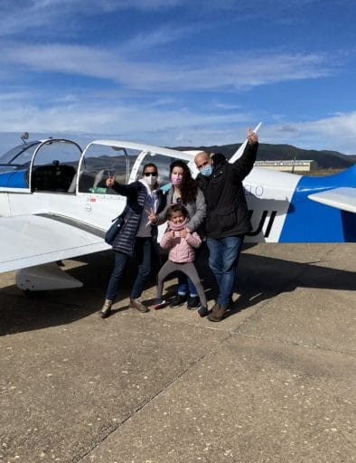 Vuelos en avioneta Pirivuelo