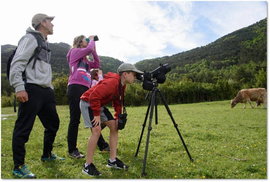 Salidas Guiadas por El Parque Natural de Los Valles Occidentales con Natural Pirineos